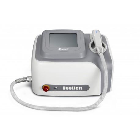 COOLJETT – diodový epilační laser
