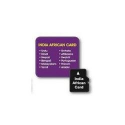 Indicko-africká jazyková karta pro překladače V4 a V5
