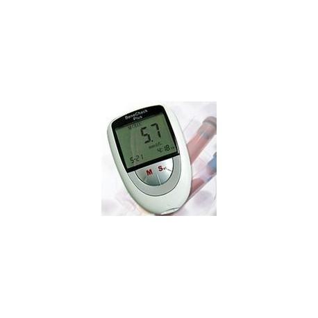 Cholesterolmetr s glukometrem BKP-M-M001
