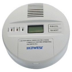 Detektor oxidu uhelnatého KAD