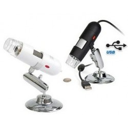 USB digitální mikroskop spřisvětlením PT1008