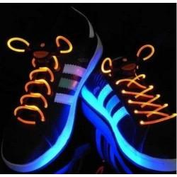 Svítící LED tkaničky LED-TK