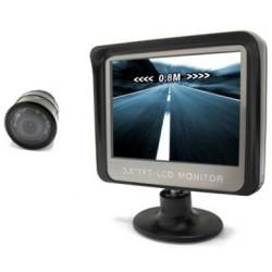 Vodotěsná couvací kamera s LCD displejem 3,5'