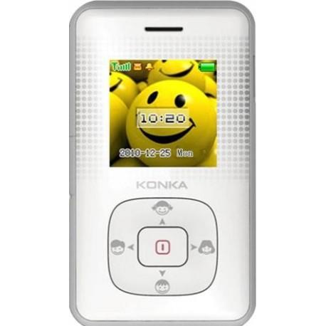 Dětský telefon s GPS Konka Q3
