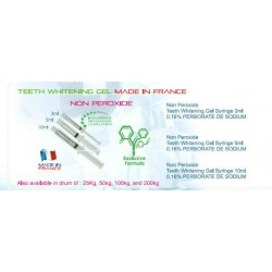 Teeth whitening gel 10 ml