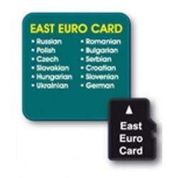 Východoevropská jazyková karta pro překladače V4 a V5