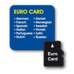 Středoevropská jazyková karta pro překladače V4 a V5